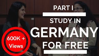 How to Study in Germany For Free - Scholarships in Germany for Indian Students Part 1 of 2 #ChetChat thumbnail