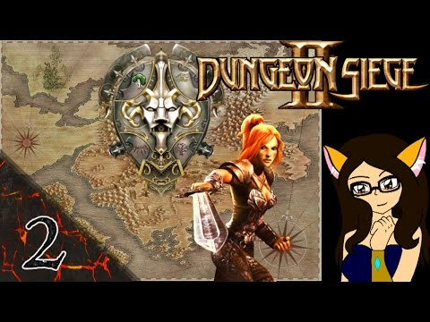 Let's Play: Dungeon Siege II [Episode 2] And Then... They died. |