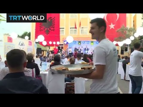 Ramadan 2017: Albanian Muslims celebrate holy month