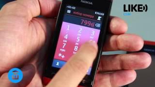 Обзор смартфона Nokia Asha 305 и Nokia Asha 306 от LikeGSM