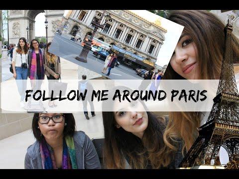 Follow me around Paris| Vlog May 2016