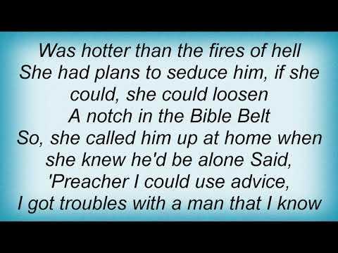 Travis Tritt - Bible Belt Lyrics