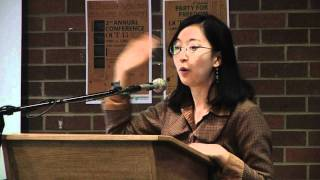 AAMS Second Annual Conference: Annie Peng
