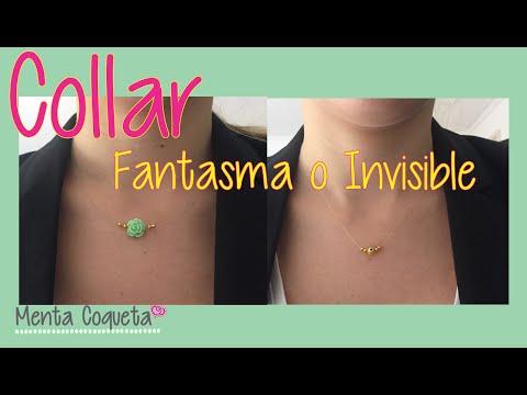 bb349e63a9e9 Bisutería  Gargantillas de Moda y Collares Invisibles! - Dianis delca
