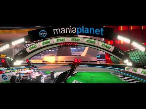 Lets Play Track Mania Stadium Open Beta Part 2 |