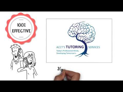 Benefits of Online Tutoring - Acct's Tutoring Services