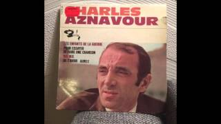 Watch Charles Aznavour Ma Mie video