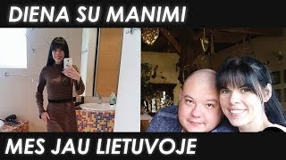 #VLOG 1: Mes jau Lietuvoje! Nauji namai | Justes Grozio  Kanalas