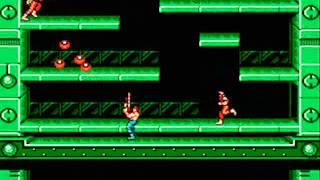 Super C (NES) - No Death Speed Run