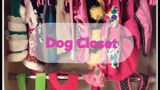 Dog Closet