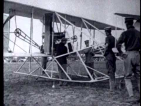HISTORY OF THE US AIR FORCE | Part 1: 1908-1916 | USAF Documentary Film