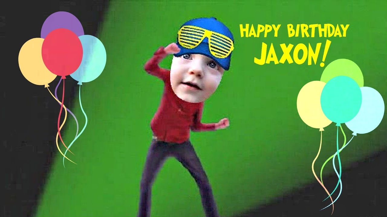 Happy 2nd Birthday Jaxon