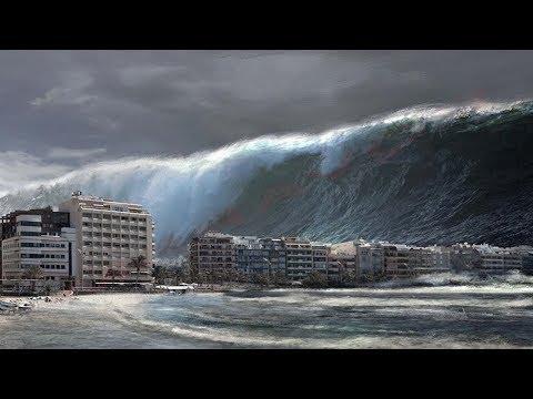 Terremotos en las Islas Canarias Podrían Causar un Megatsunami en el Atlántico