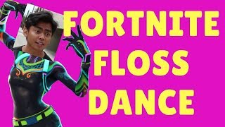 Fortnite Dance Challenge   Funny Floss Dance