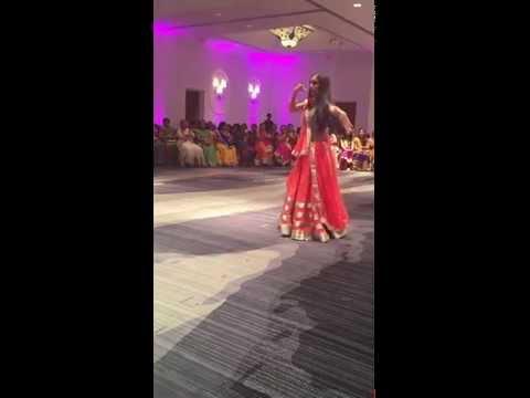 Sajni's Dance Performance