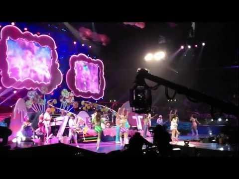 Katy Perry Teenage Dream Live Staples Center LA Nov 23 2011