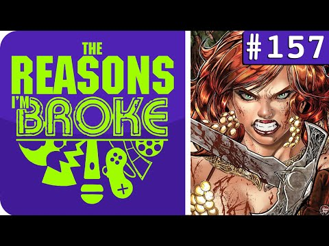 The Reasons I'm Broke #157 - Comic Prices