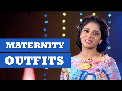 Maternity Outfits - Get Stylish With Poornima Indrajith - Kappa TV