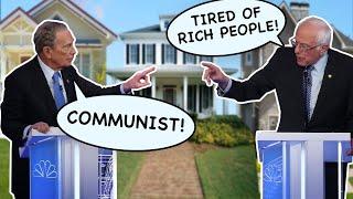 SHAPIRO: Bloomberg SLAMMED Bernie In Democratic Debate