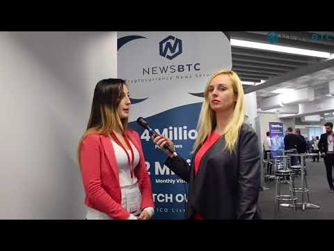 London Crypto Economy Conference - Interview with Friendz