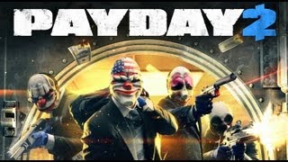 Payday 2 Gameplay [German] - Multiplayer Nachtclub-Heist Gameplay
