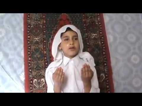 Jeune petit garçon qui récite la parole de allah en pleurant mashallah😢💕