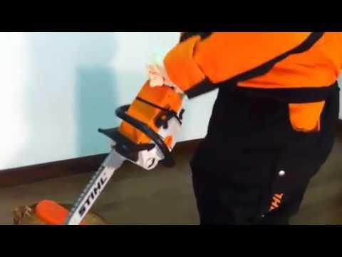 Огляд бензопил STIHL для домашнього господарства - YouTube