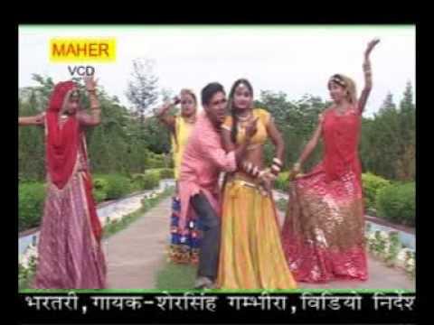 Bhartari Ka Mela Main Bhid Tagadi || Baba Bhartari Ji Bhajan || Rajasthani Devotional Video Song Mp3