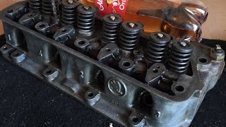 Projekt Škoda 105l Tuning XIII. Čistenie hlavy valca a zvýšenie výkonu