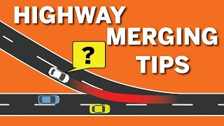 HIGHWAY MERGING TIPS: H๐w to MERGE on the HIGHWAY/FREEWAY || Toronto Drivers (DRIVING TUTORIALS)
