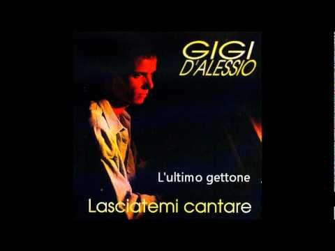 Gigi D'Alessio L'ultimo gettone (Lasciatemi Cantare 1992)