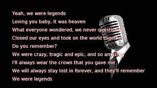 Kelsea ballerini - legends (lyrics ...
