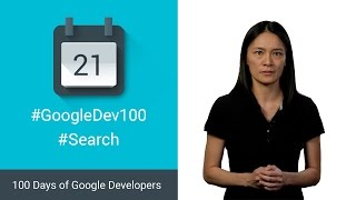 Google Search for Developers (100 Days of Google Dev)