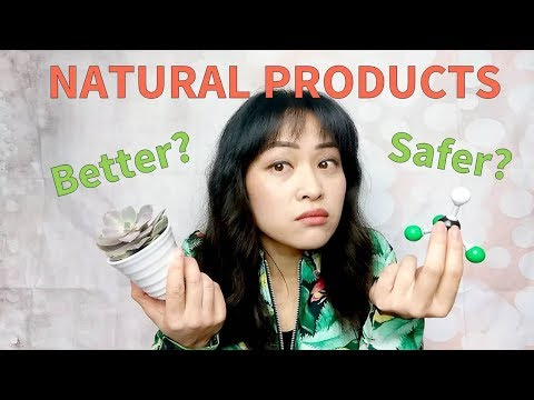 Are Natural Beauty Products Better? | Lab Muffin Beauty Science