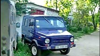 ЛуАЗ 969М поездка на дачу