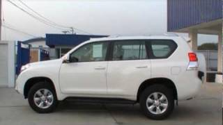 Toyota Land Cruiser Prado (2011-2018) Video Reviews 2019-2020