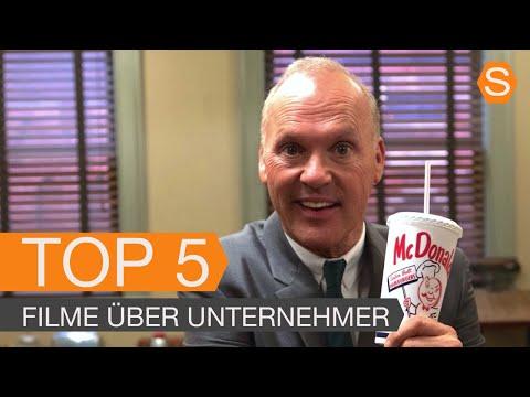Top 5: Filme über Unternehmer