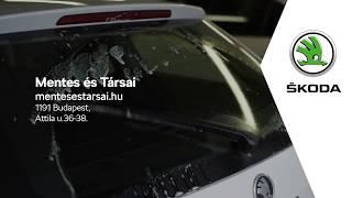 Mentes és Társai - bemutatja - ablaktörlőlapát-csere