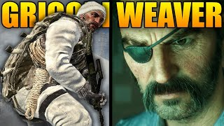 The Full Story of Grigori Weaver (Black Ops Story)