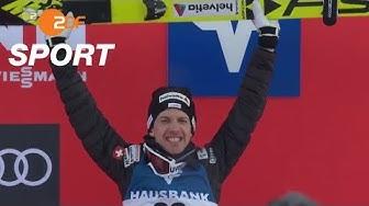 Simon Ammann - eine schweizer Skisprung-Legende   SPORTextra - ZDF