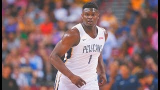 "Zion Williamson Mix ~ ""Ballin"" by Mustard feat. Roddy Ricch"