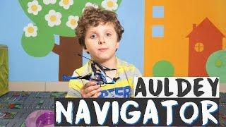 Auldey Navigator: распаковка и обзор вертолета на р/у