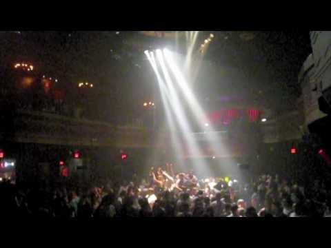 DJ Amadeus & Johnny Vicious live at Webster Hall (New York) 07.31.10