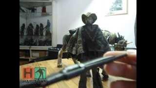 3A Dark Blind Cowboy Super Set - Review en Español - Habi Toys.
