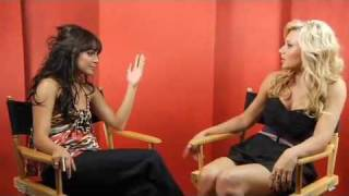 Vanessa Hudgens and Aly Michalka Artist on Artist Interview