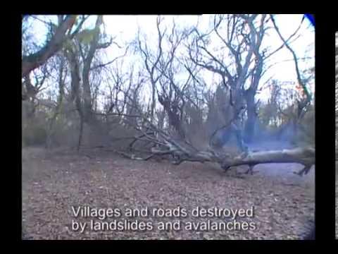 FLEG Georgia - Negative impact of unsustainable forestry