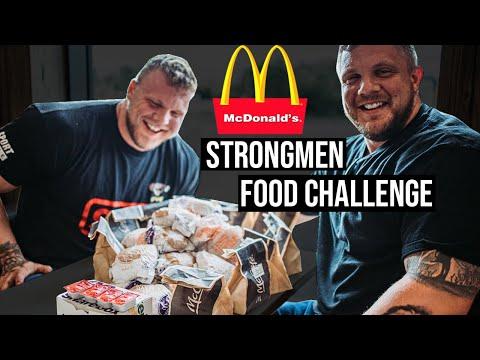 strongman-mcdonald's-food-challenge-(12,000+-calories)