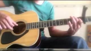 Tình lỡ cách xa - Trung Nghĩa (Guitar Solo)
