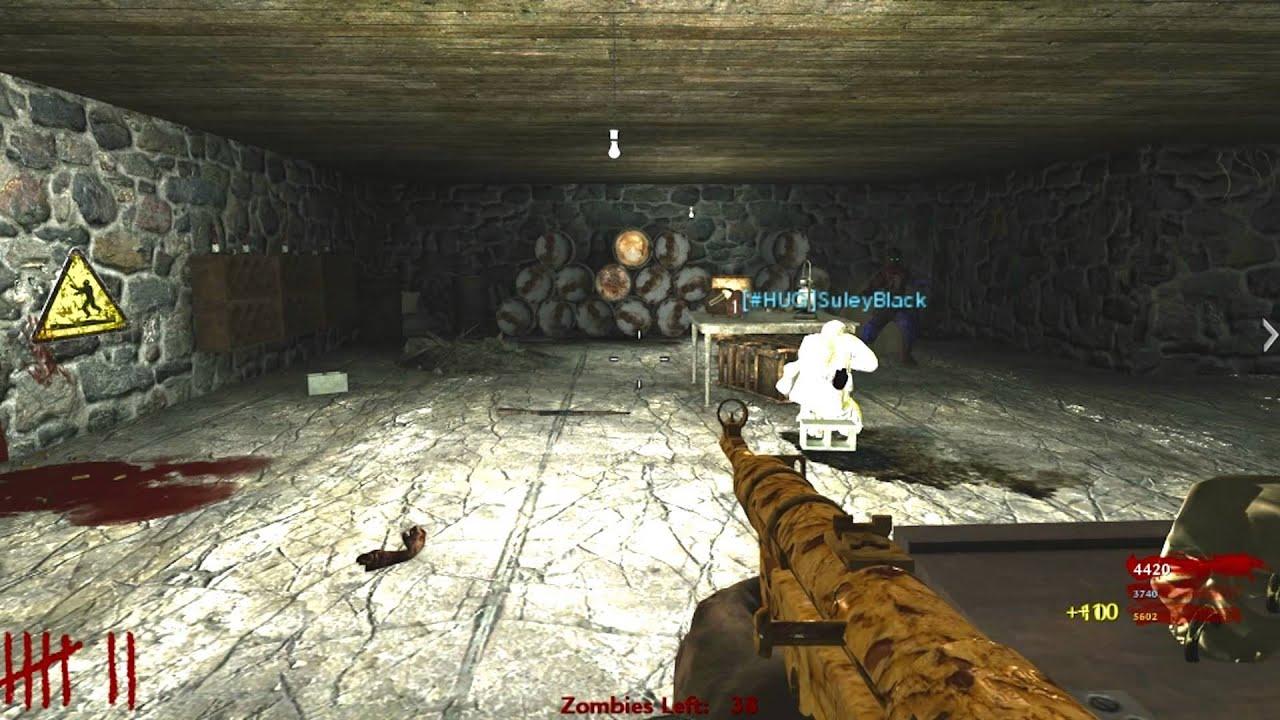 House 69 Ep.1 - Call of Duty Zombies | Custom Zombie Maps (CoD ... on