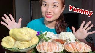 🇯🇵Ăn Cua Gạch, Sầu Riêng & Bánh Bao Nhân Cá Ngừ Siêu Ngon #228